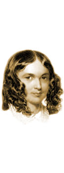 Barrett Browning Elizabeth - Biography, picture and poems