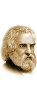 Longfellow Henry Wadsworth - Biography, picture and poems