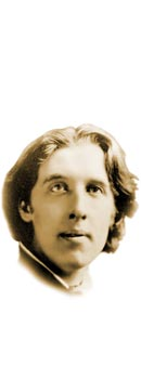 Biography, poems and picture Oscar Wilde