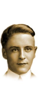 Scott Fitzgerald F. - Biography, picture and poems