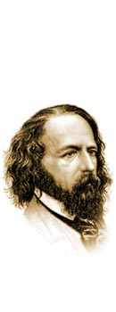 Tennyson Alfred Lord - Biography, picture and poems