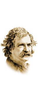 Twain Mark - Biography, picture and poems